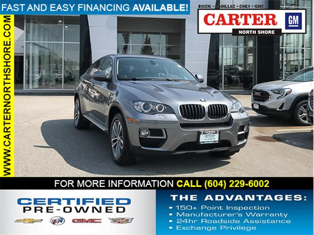 2014 BMW X6 xDrive35i (Stk: 971130) in Vancouver - Image 1 of 27
