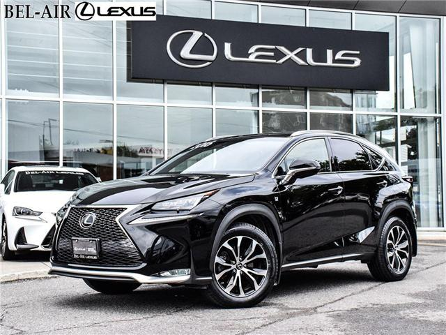 2016 Lexus NX 200t Base (Stk: 86703A) in Ottawa - Image 1 of 30