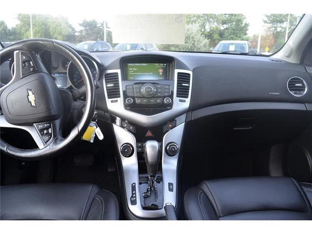 2014 Chevrolet Cruze 2LT (Stk: 1815030A) in Kitchener - Image 9 of 11