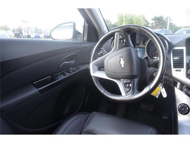 2014 Chevrolet Cruze 2LT (Stk: 1815030A) in Kitchener - Image 10 of 11