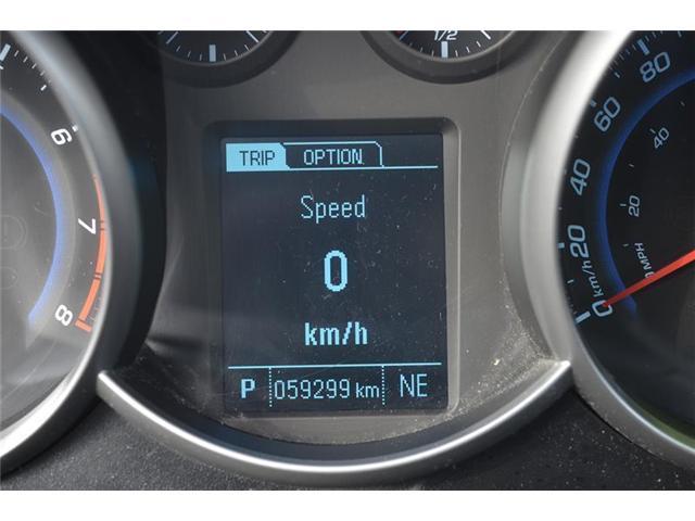 2014 Chevrolet Cruze 2LT (Stk: 1815030A) in Kitchener - Image 11 of 11