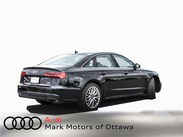 2018 Audi A6 2.0T Progressiv (Stk: 90300) in Nepean - Image 4 of 28