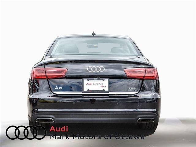 2018 Audi A6 2.0T Progressiv (Stk: 90300) in Nepean - Image 5 of 28