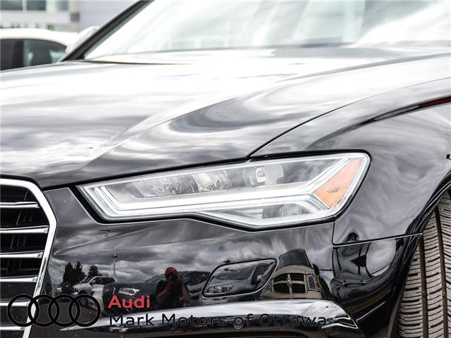 2018 Audi A6 2.0T Progressiv (Stk: 90300) in Nepean - Image 8 of 28