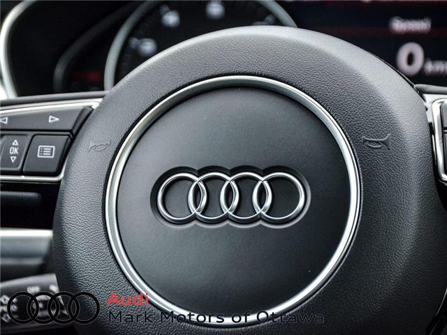2018 Audi A6 2.0T Progressiv (Stk: 90300) in Nepean - Image 15 of 28