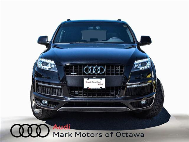 2014 Audi Q7 3.0T Progressiv (Stk: PM300) in Nepean - Image 2 of 27
