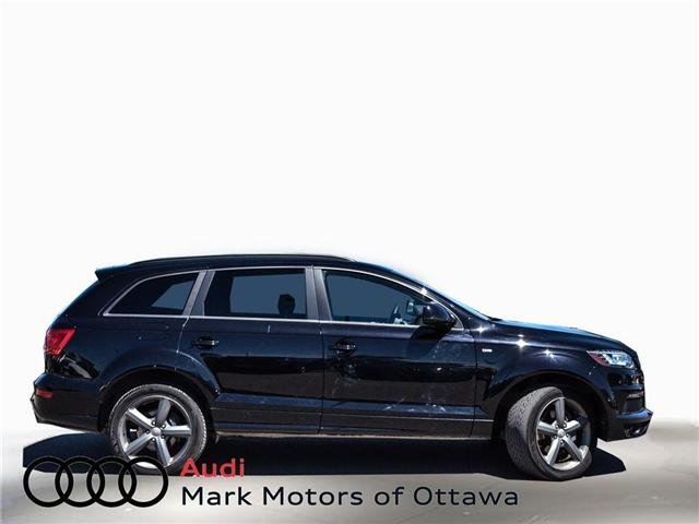 2014 Audi Q7 3.0T Progressiv (Stk: PM300) in Nepean - Image 3 of 27