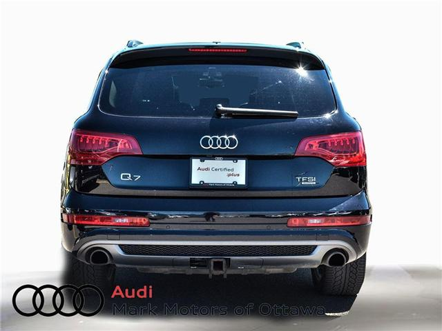 2014 Audi Q7 3.0T Progressiv (Stk: PM300) in Nepean - Image 5 of 27