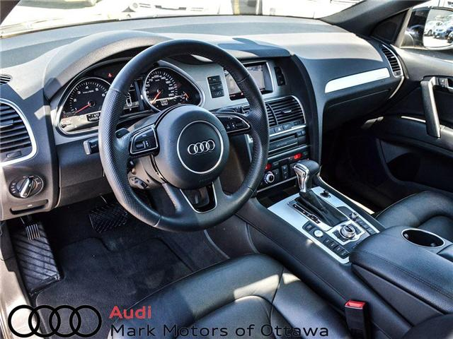 2014 Audi Q7 3.0T Progressiv (Stk: PM300) in Nepean - Image 11 of 27