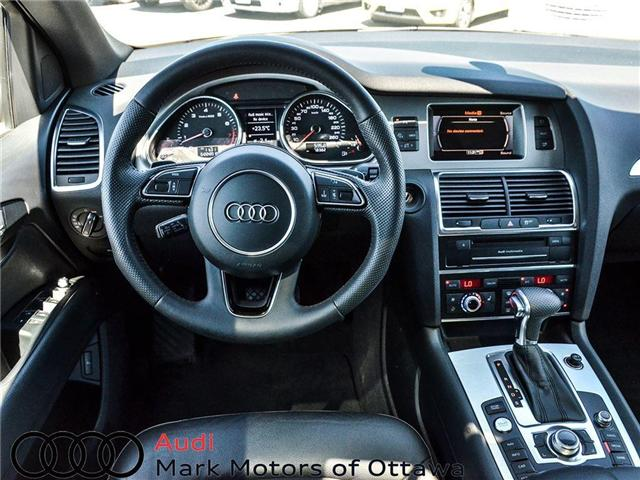 2014 Audi Q7 3.0T Progressiv (Stk: PM300) in Nepean - Image 24 of 27