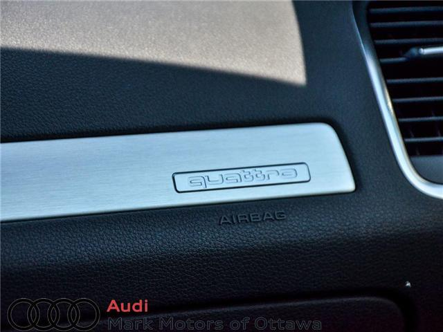 2014 Audi Q7 3.0T Progressiv (Stk: PM300) in Nepean - Image 25 of 27