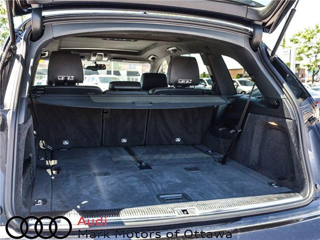 2014 Audi Q7 3.0T Progressiv (Stk: PM300) in Nepean - Image 27 of 27