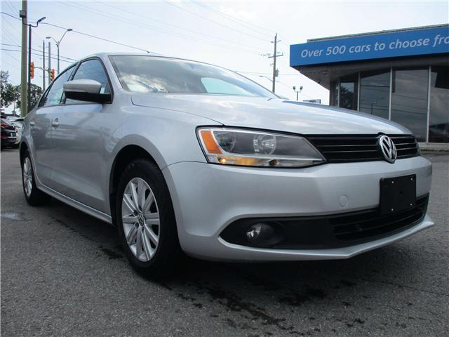 2014 Volkswagen Jetta 2.0L Comfortline (Stk: 181063) in Kingston - Image 1 of 13