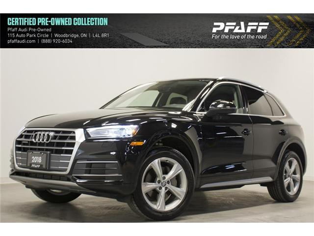 Audi Q T Progressiv At For Sale In Vaughan Pfaff - Circle audi