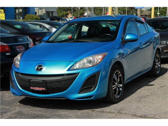 2011 Mazda Mazda3 GS (Stk: 1808384) in Waterloo - Image 1 of 27
