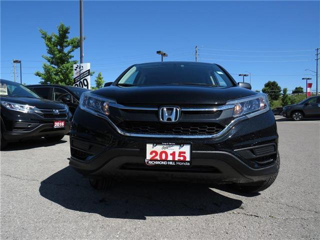 2015 Honda CR-V LX (Stk: 180946P) in Richmond Hill - Image 2 of 16