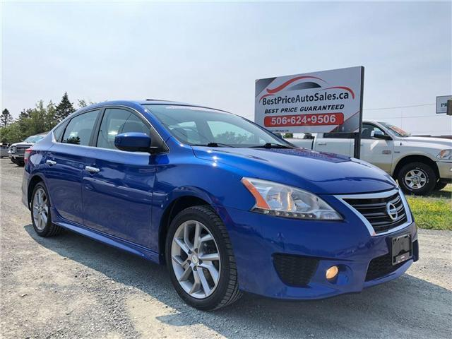 2013 Nissan Sentra (Stk: A2613) In Miramichi   Image 1 Of 30 ...