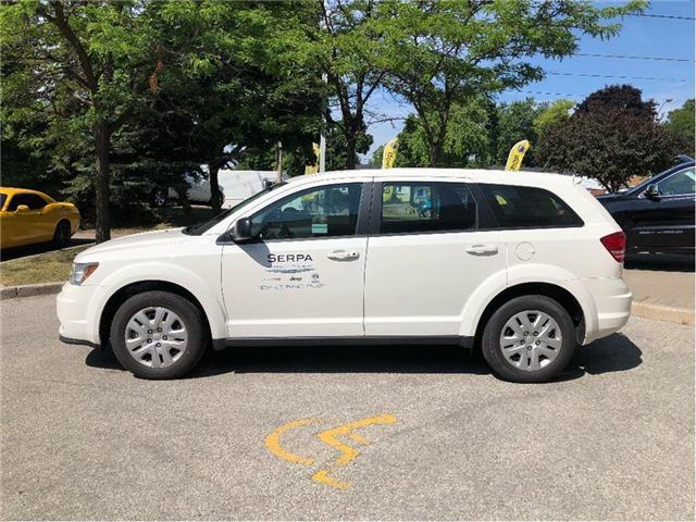 2018 Dodge Journey CVP/SE (Stk: 185502) in Toronto - Image 2 of 18
