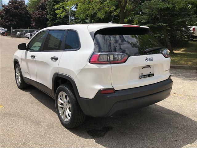 2019 Jeep Cherokee Sport (Stk: 194018) in Toronto - Image 3 of 20