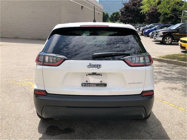 2019 Jeep Cherokee Sport (Stk: 194018) in Toronto - Image 4 of 20