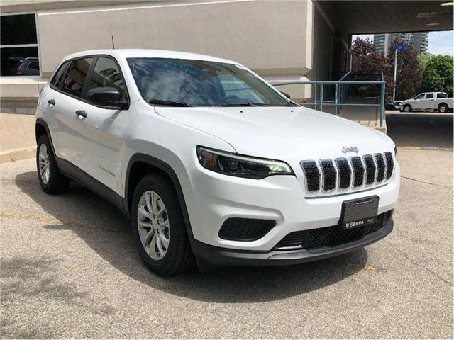2019 Jeep Cherokee Sport (Stk: 194018) in Toronto - Image 7 of 20