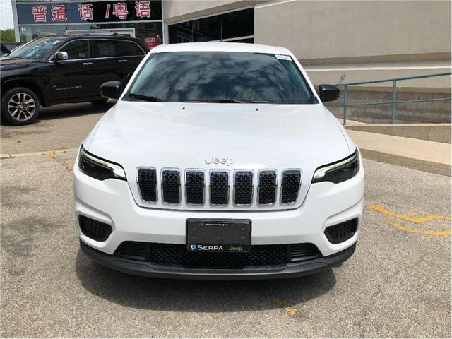 2019 Jeep Cherokee Sport (Stk: 194018) in Toronto - Image 8 of 20