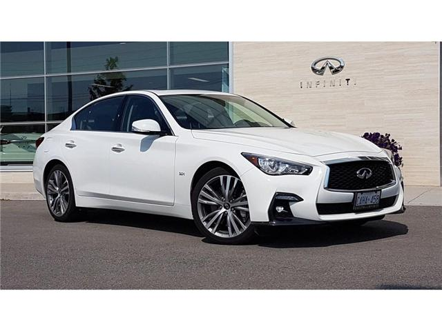 2018 Infiniti Q50  (Stk: I6544) in Guelph - Image 1 of 13