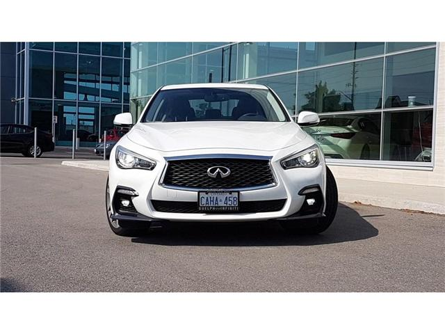 2018 Infiniti Q50  (Stk: I6544) in Guelph - Image 2 of 13