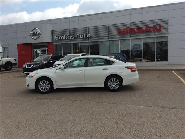 2013 Nissan Altima 2.5 (Stk: 18-031A) in Smiths Falls - Image 1 of 12