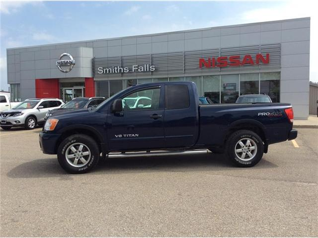 2011 Nissan Titan PRO-4X (Stk: 18-040A1) in Smiths Falls - Image 1 of 12