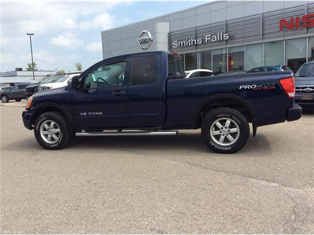 2011 Nissan Titan PRO-4X (Stk: 18-040A1) in Smiths Falls - Image 2 of 12