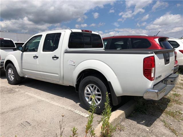 2018 Nissan Frontier SV (Stk: N18316) in Oakville - Image 2 of 5