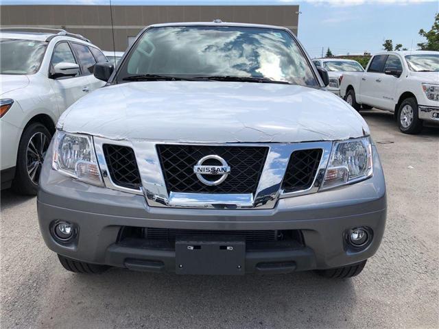 2018 Nissan Frontier SV (Stk: N18424) in Oakville - Image 2 of 5