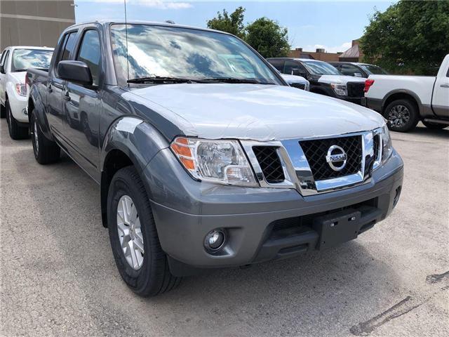 2018 Nissan Frontier SV (Stk: N18424) in Oakville - Image 3 of 5