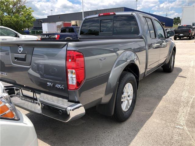 2018 Nissan Frontier SV (Stk: N18424) in Oakville - Image 5 of 5