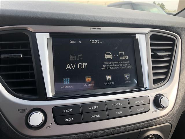 2019 Hyundai Accent Preferred (Stk: 29010) in Saskatoon - Image 15 of 26