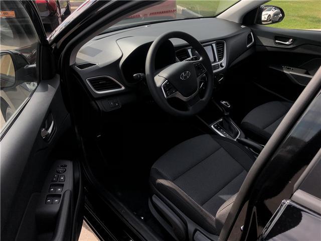 2019 Hyundai Accent Preferred (Stk: 29010) in Saskatoon - Image 9 of 26