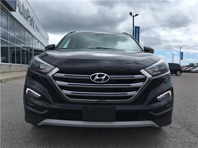 2017 Hyundai Tucson Limited (Stk: 17-67834RJB) in Barrie - Image 2 of 26