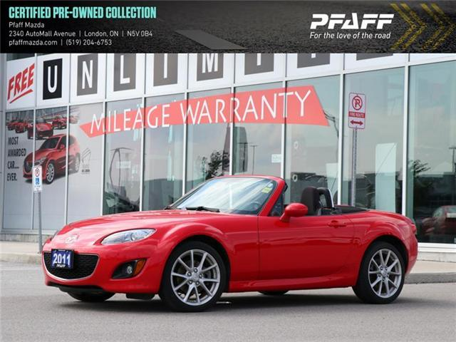 2011 Mazda MX-5 GS (Stk: LM7297B) in London - Image 1 of 15