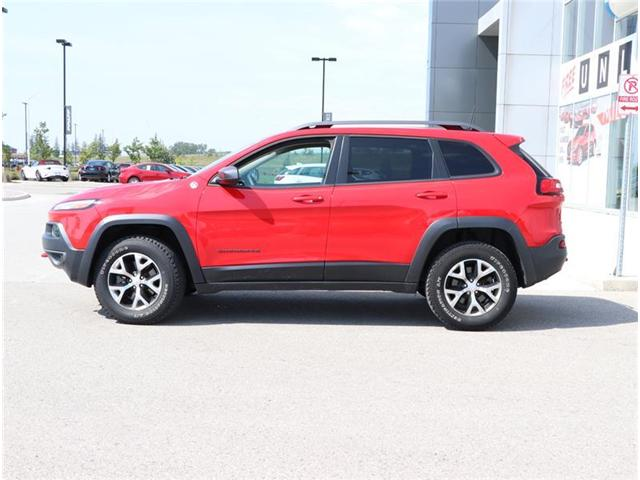 2017 Jeep Cherokee Trailhawk (Stk: LM8424A) in London - Image 2 of 20