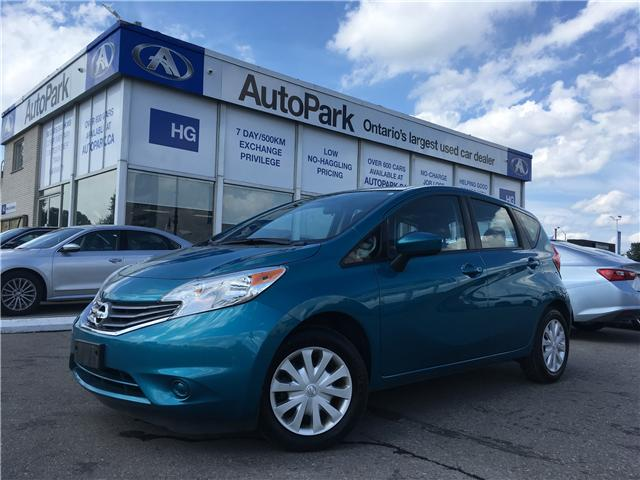 2016 Nissan Versa Note 1.6 SV (Stk: 16-02959) in Brampton - Image 1 of 24