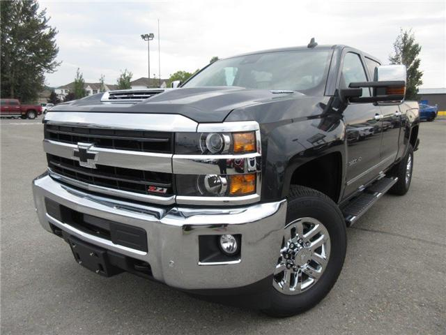 2019 Chevrolet Silverado 3500HD LTZ (Stk: CK15789) in Cranbrook - Image 1 of 17