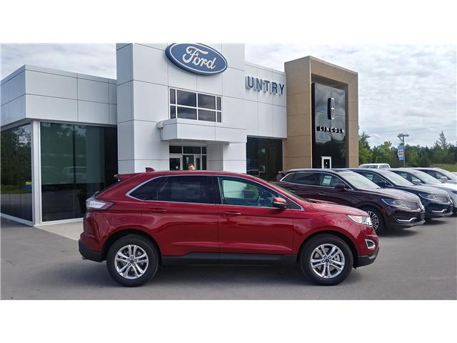 2018 Ford Edge SEL (Stk: ED1079) in Bobcaygeon - Image 1 of 23