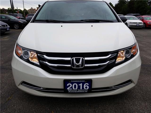 2016 Honda Odyssey LX (Stk: 504882) in Cambridge - Image 8 of 23