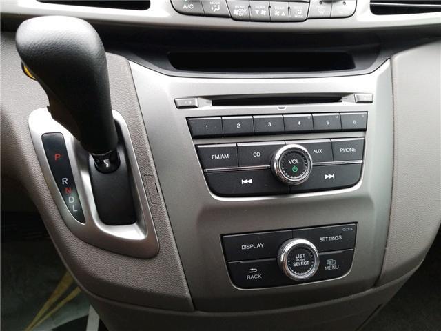 2016 Honda Odyssey LX (Stk: 504882) in Cambridge - Image 20 of 23