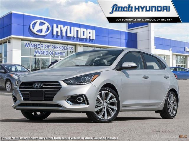 2019 Hyundai Accent Ultimate For Sale In London Finch Hyundai