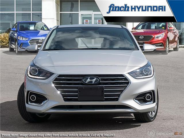 2019 Hyundai Accent Ultimate (Stk: 84080) in London - Image 2 of 23