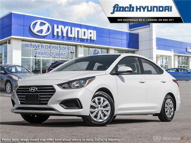 2019 Hyundai Accent  (Stk: 84058) in London - Image 1 of 23