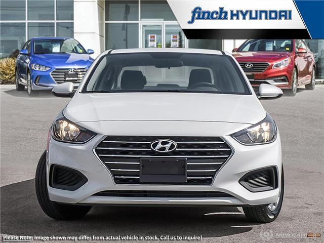 2019 Hyundai Accent  (Stk: 84058) in London - Image 2 of 23