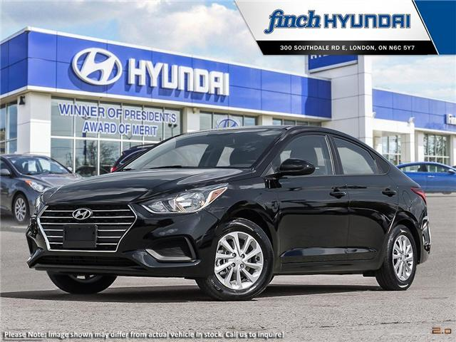 2019 Hyundai Accent  (Stk: 84047) in London - Image 1 of 23